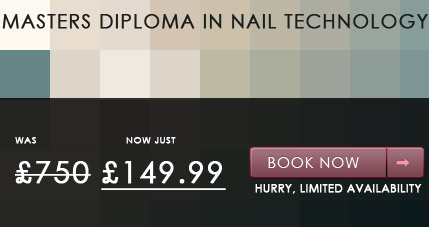 Book The Masters Nail Course